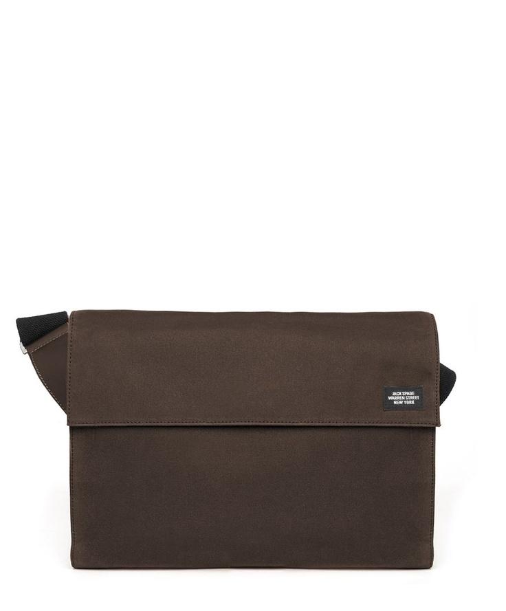 Jack Spade | Messenger Bags - Waxwear Atlas Case