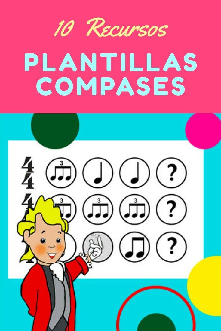 Fichas Con Actividades De Educación Musical Para Edad Infantil Actividades Musicales Preescolares Educacion Musical Música Preescolar