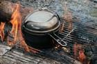 Meat-Free, Vegetarian Camping Food Ideas @Peggy Martin-Lenzing @Christie Thompson