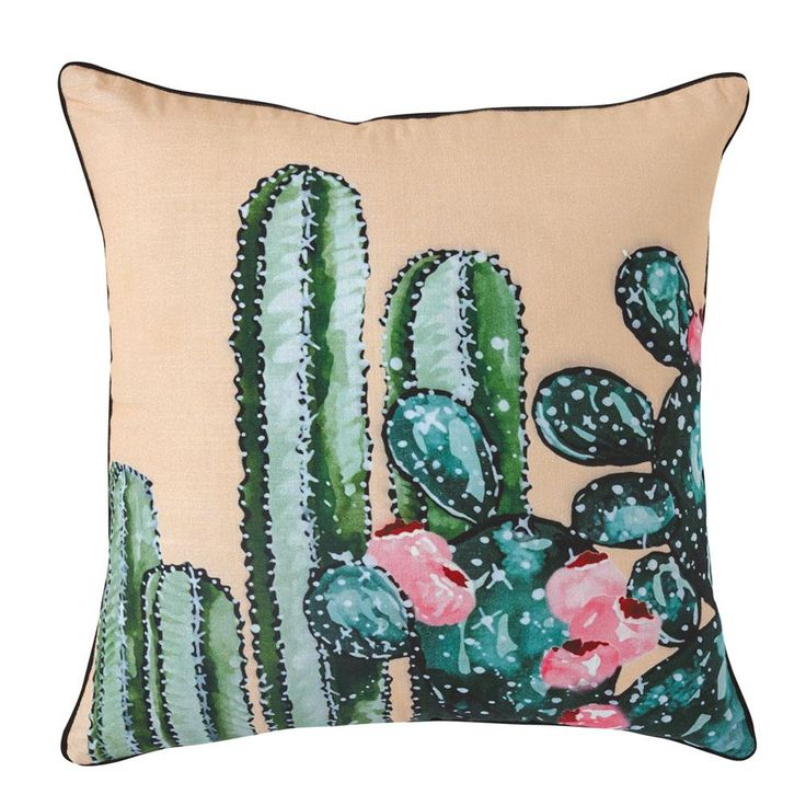 Cactus Cushion Getting Riggy With It ­� Pinterest