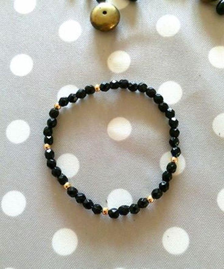 Bien-aimé Oltre 25 idee originali per Braccialetti di perline su Pinterest  IP19