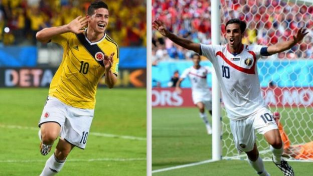 Colombia vs. Costa Rica: fecha, hora y canal del partido por Copa América