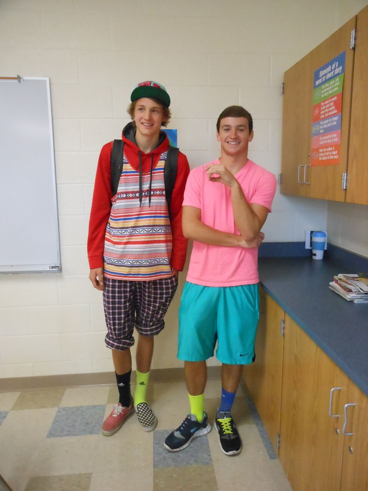 Twins Day Outfits Kids At School