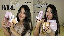 Haul de maquillaje Glips Cosmetics