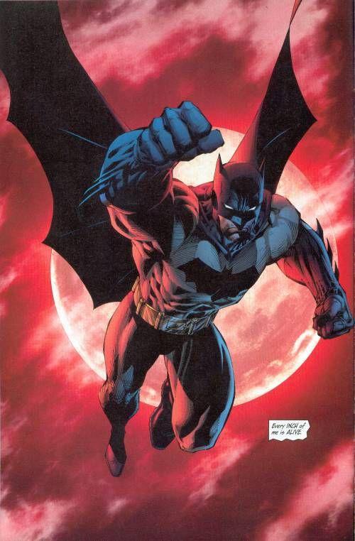 All Star BATMAN & ROBIN #5- Jim Lee by Jim Lee