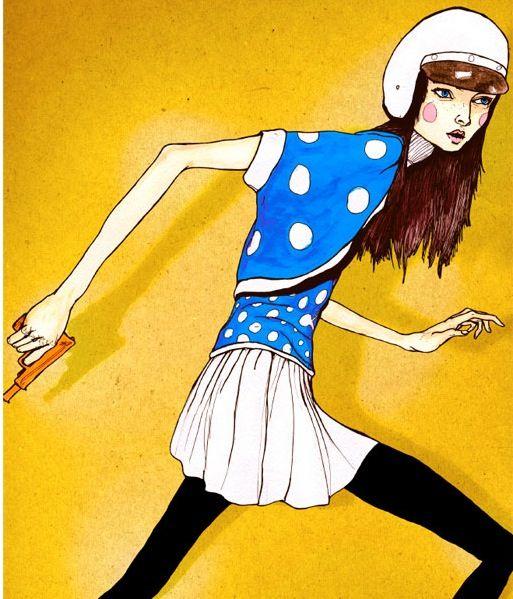 http://trendland.net/danny-roberts-fashion-illustrations/