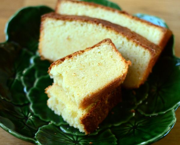 Put your leftover eggnog to good use in this buttery pound cake and earn rave reviews when you serve it up at your next holiday gathering.
