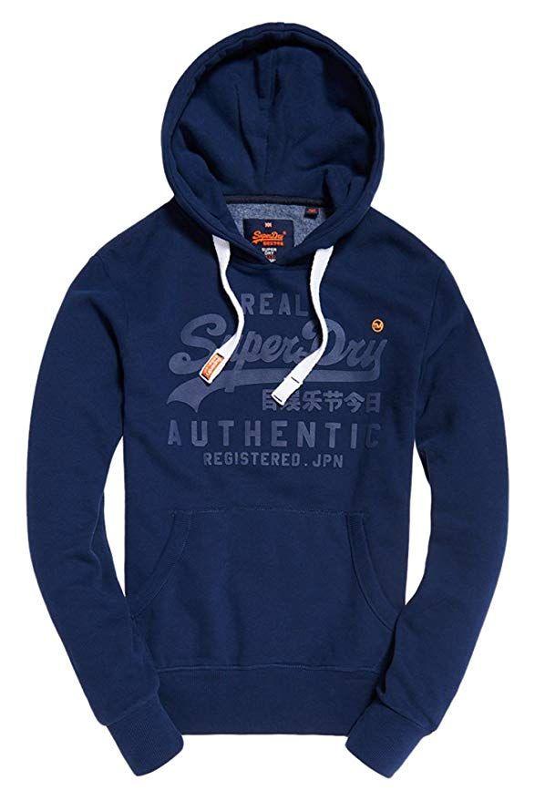 new concept 82b45 0e571 Affiliate] Superdry Men's Vintage Authentic Tonal Pullover ...
