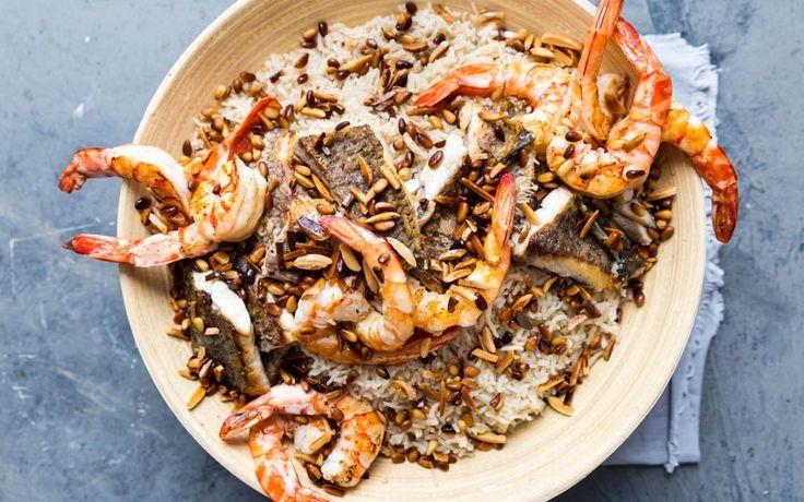 Sayadiah – Fish & Rice