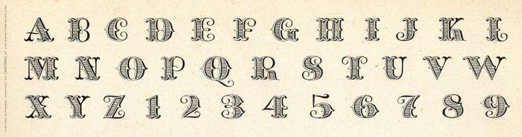 brooks ariel running shoes Free JSIM Vintage Alphabet Images  Just Something I Made  RibbonsWrapTagsetc