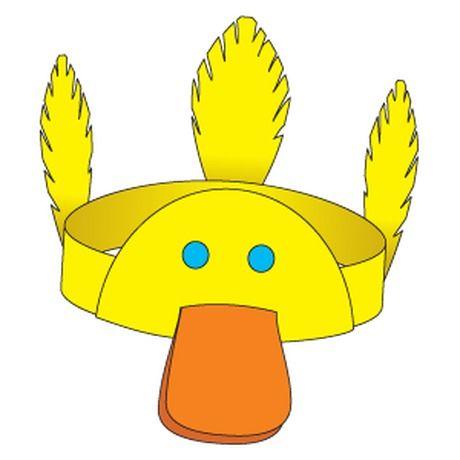 Dandy Duck Headband, Lesson Plans - The Mailbox