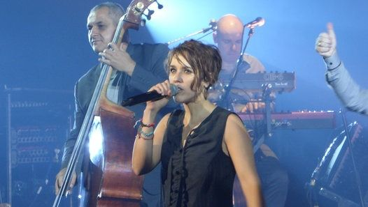 Vidéo Zaz en concert au Phare à Chambéry le Jeudi 24 novembre 2016 #zaz