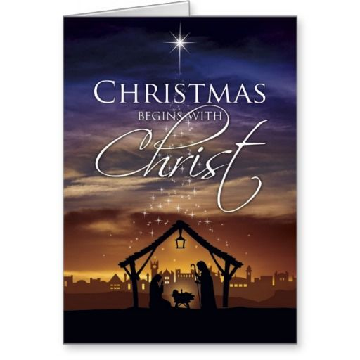 """1000+ Images About Religious Christmas Cards """"made In The"""