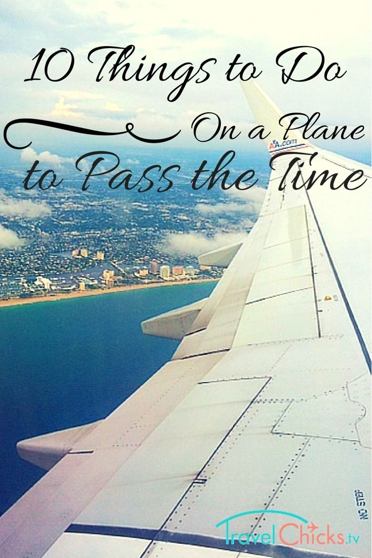 Bored on the plane coming to #Prague? Try one of the 10 best things to do on a plane to pass the time! #CzechPragueOut