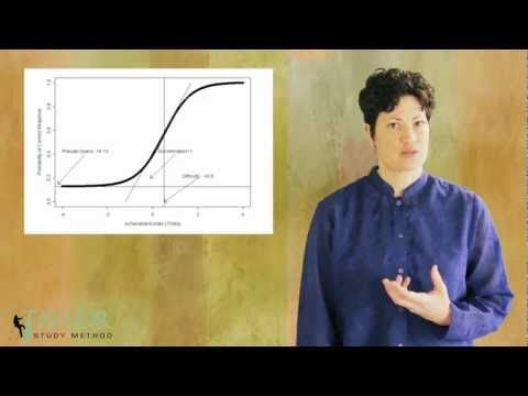 EPPP Study Video - ITEM RESPONSE THEORY - YouTube