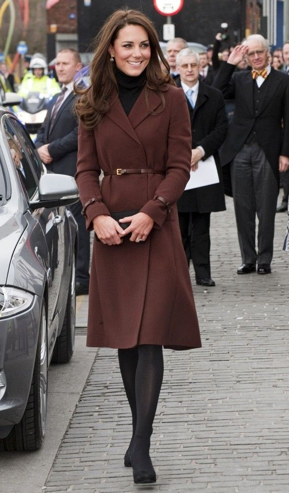 Catherine, Duchess of Cambridge visits The Brink, an alcohol-free bar as the Patron of Action on Addiction where she tries a smoothie called the 'Duchess' made of bananas,almonds,honey,milk and a touch of cream.
