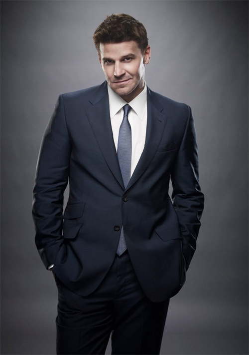 David Boreanaz. You are so great in Bones!