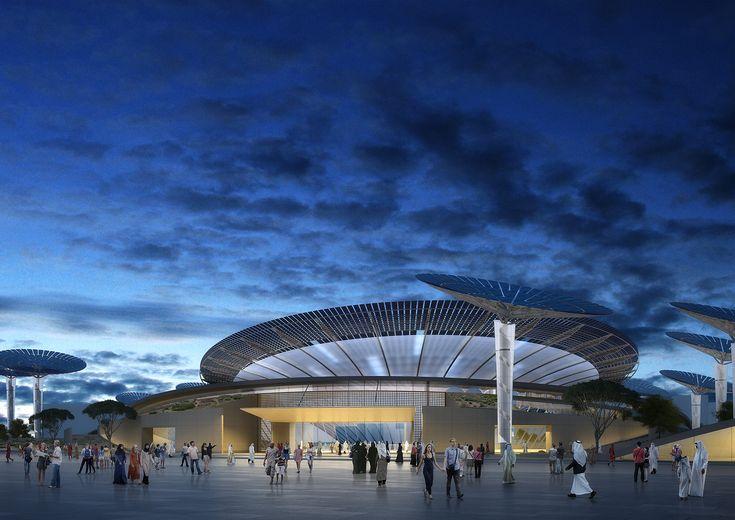 expo 2020 dubai: grimshaw plans sustainability pavilion