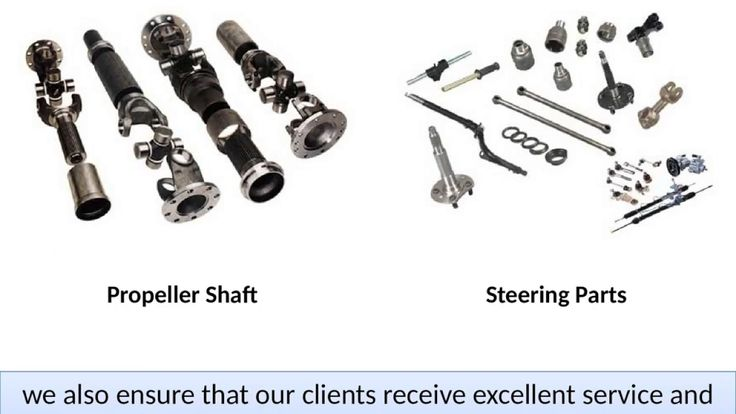 If you are looking for high quality and reliable Man spare parts, then BP Auto Spares India is a one stop shop for you. Their stock of spare parts includes everything from electrical parts, engine, propeller shaft, steering to suspension parts. For them, quality and safety is what they deliver to their customers in the form of spare parts.