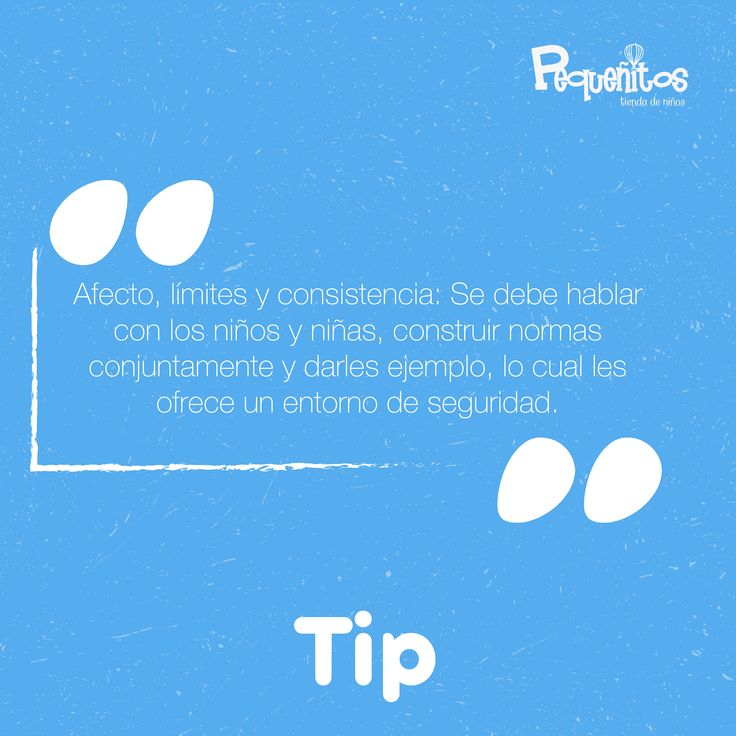 La imposición de normas debe llevarse conjuntamente entre padre e hijo. #Tips #RecomendacionesParaNiños #pequenitosTiendadeNiños.