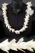 How to receive a Tuberose Lei at the Honolulu Airport #Hawaii #Flowers