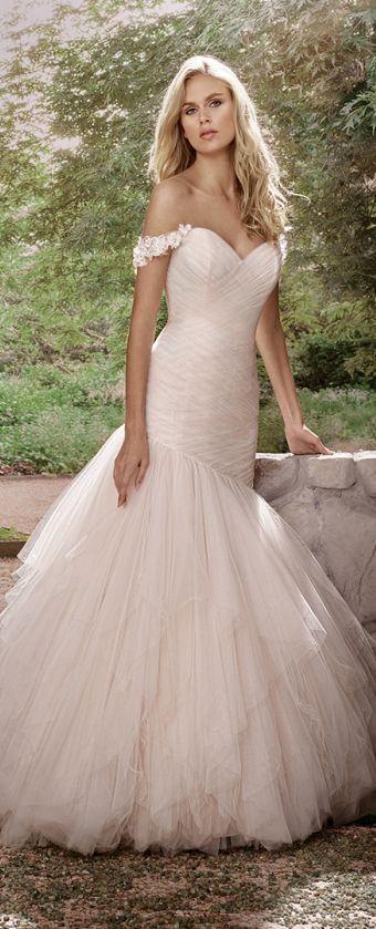Wedding Dress by Jasmine Bridal Collection Spring 2017