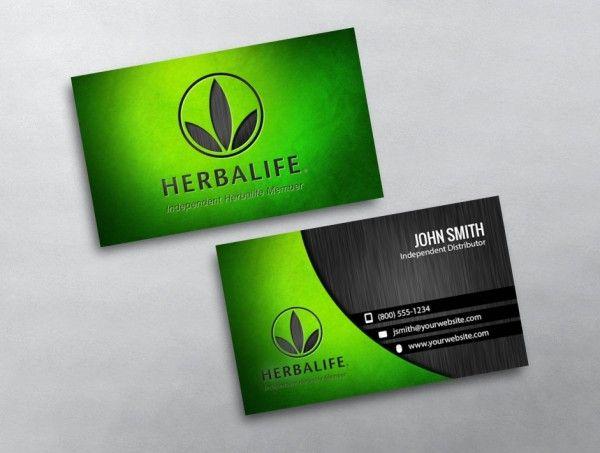 Herbalife Business Card 03 Herbalife Business Cards Herbalife Business Cards Design Herbalife Business