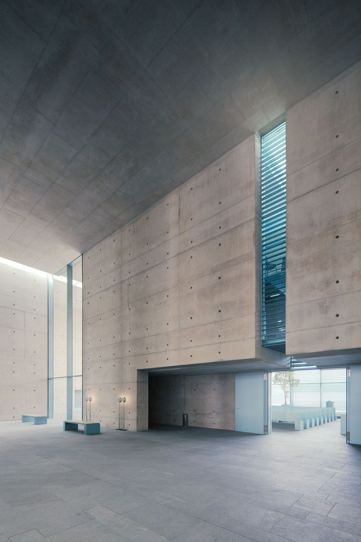 Gallery of Crematorium Baumschulenweg / Shultes Frank Architeckten - 5