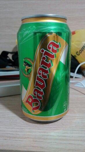 Cerveja Bavaria (cara b)