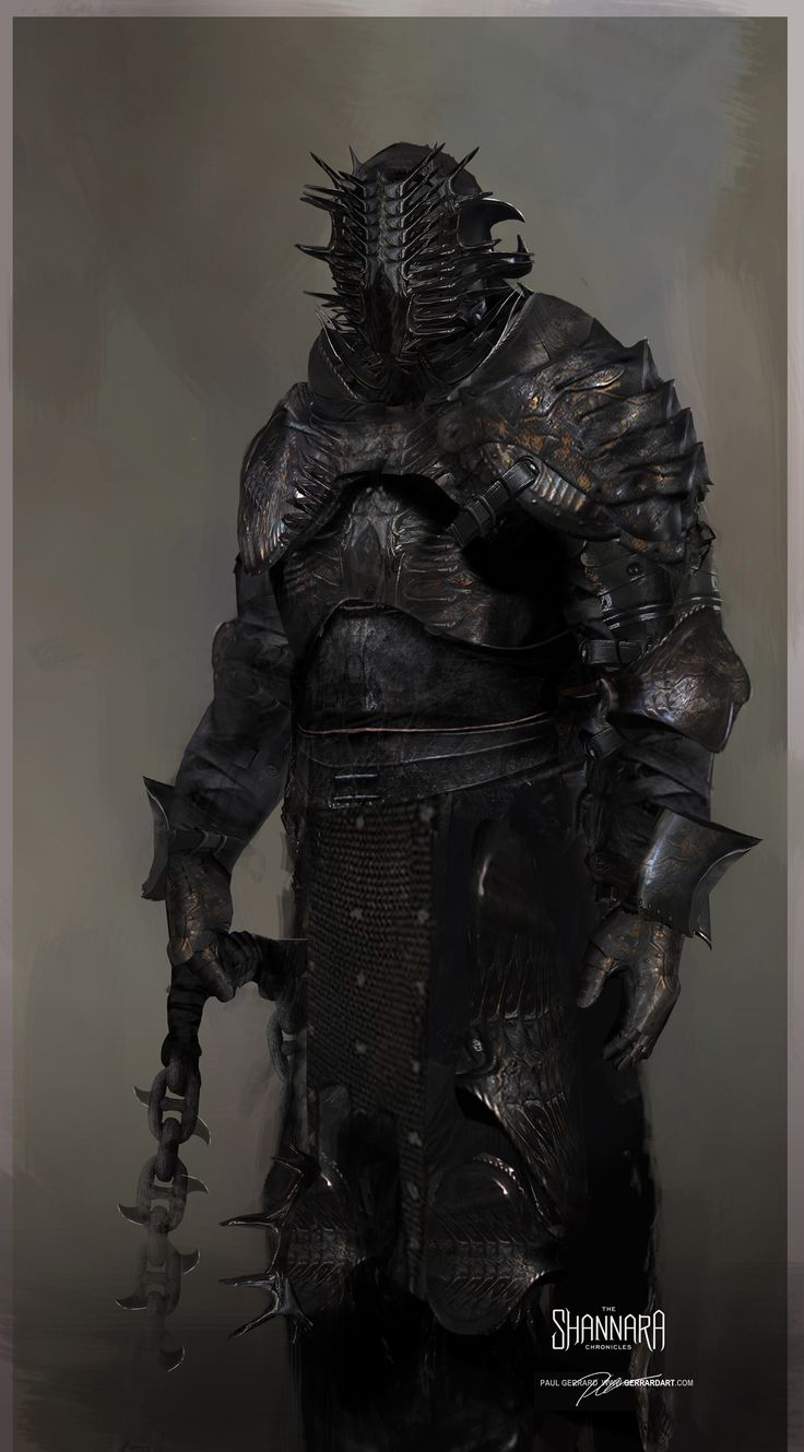 Concept artist Paul Gerrard was kind enough to share some of the character concepts and creature designs he created for MTV's The Shannara Chronicles. Paul has also worked on feature films such as Battle Los Angeles, The Wrath of the Titans and Teenage Mutant Ninja Turtles. Link: www.gerrardart.com