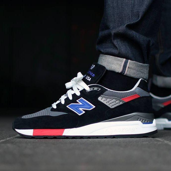 New Balance | M998HL Black