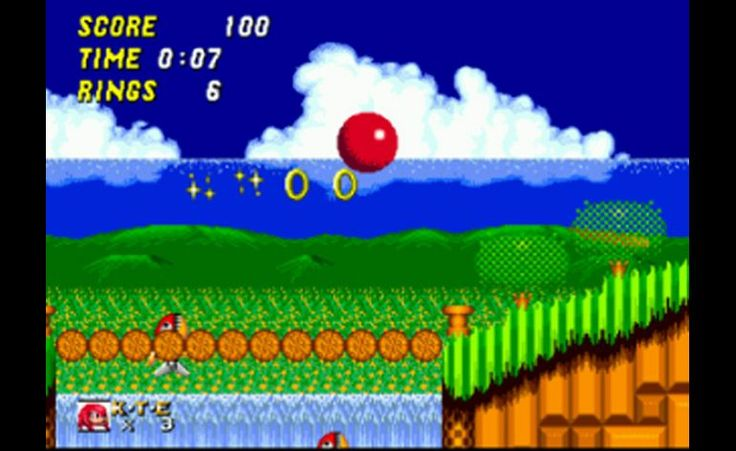 Play Sonic & Knuckles and Sonic II + Gameplay in 1 Minute