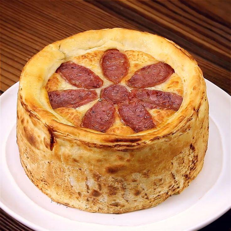 Pizza - Kuchen