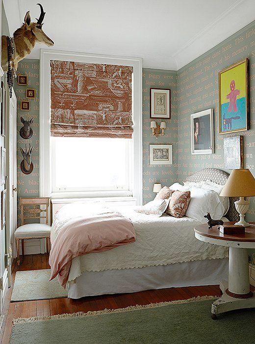 Inside Designer Sheila Bridgess Ravishing Home In Harlem Like How The Bed Is Dressed Particular