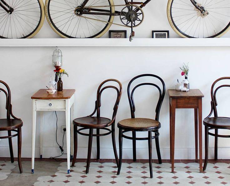 Hamburg Portugiesenviertel Cafe
