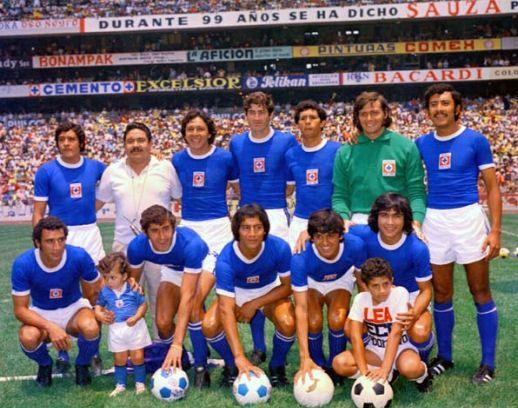 1972 Cruz Azul