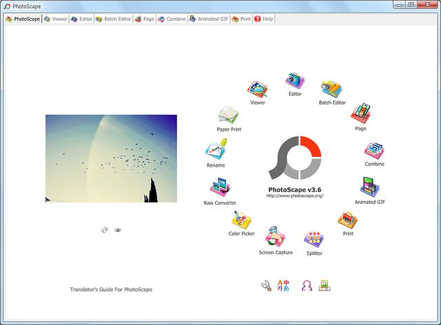 photo editing software free