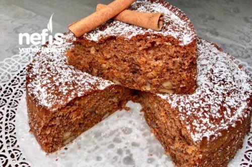 Havuçlu Pastane Keki Tarifi