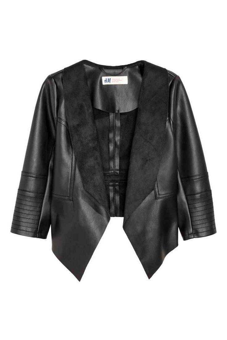 £20 Draped jacket | H&M  http://www2.hm.com/en_gb/productpage.0422683001.html