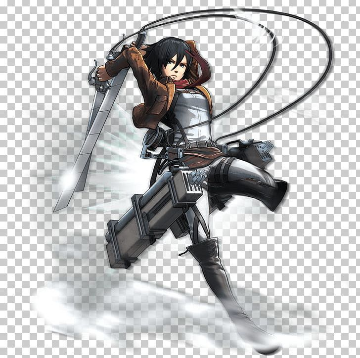 A O T Wings Of Freedom Mikasa Ackerman Eren Yeager Attack On Titan Art Png Clipart A O T Action Fig Attack On Titan Art Attack On Titan Attack On Titan 2