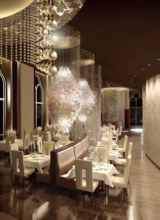 10 Of The Most Expensive Buildings In The World Travel Luxury Style Luxury Dining Room