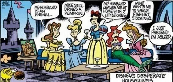 Princess humor