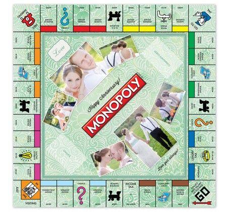 Love-Custom Monopoly Game