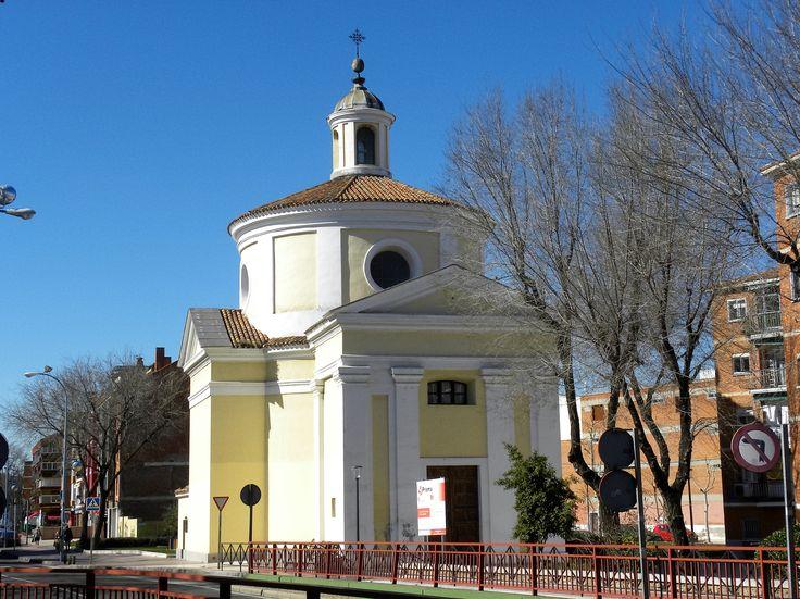 Ermita de San Nicasio. Leganés