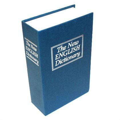 Het lijkt een boek, maar eigenlijk is het een geheime kluis! In deze boekenkluis van ThumbsUp! berg je al jouw belangrijke, waardevolle spullen onopvallend op. Zet hem tussen alle andere boeken en niemand ziet dat dit exemplaar onleesbaar is…