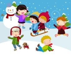 Vine iarna Poezii de iarna pentru copii