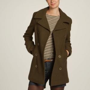Palton lung pentru femei