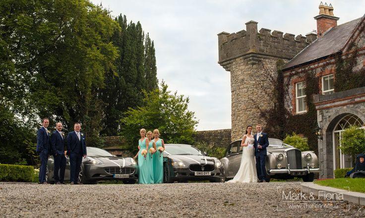 Ballymagarvey Village in Balrath, Co Meath #weddingphotography #ballymagarveyvillage #thefennells #weddingcars #dcmotors @ballymagarvey