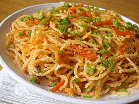 271 best chinese all the way images on pinterest cooking food indo chinese food schezwan vegetable noodles forumfinder Choice Image
