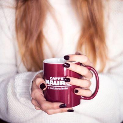 Caffè MAURO tazza mag. #coffee #caffè #morning #good #caffè #mauro #cup #winter #wintertime